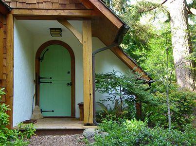 Hedgebrook cottage