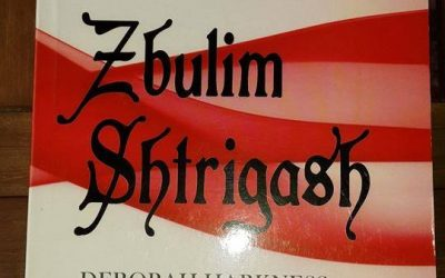 Albanian–A Discovery of Witches