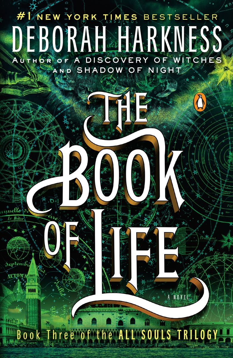 The Book of Life by Deborah Harkness (high-res)