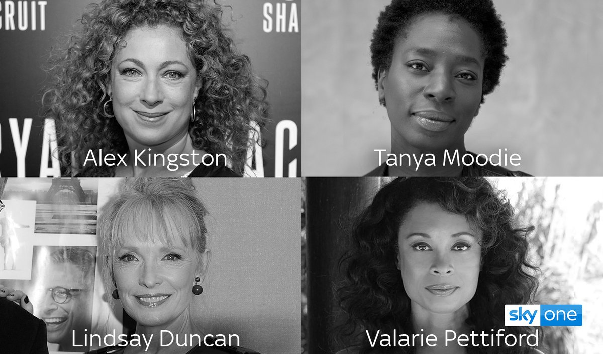 Alex Kingston Tanya Moodie Valarie Pettiford Lindsay Duncan