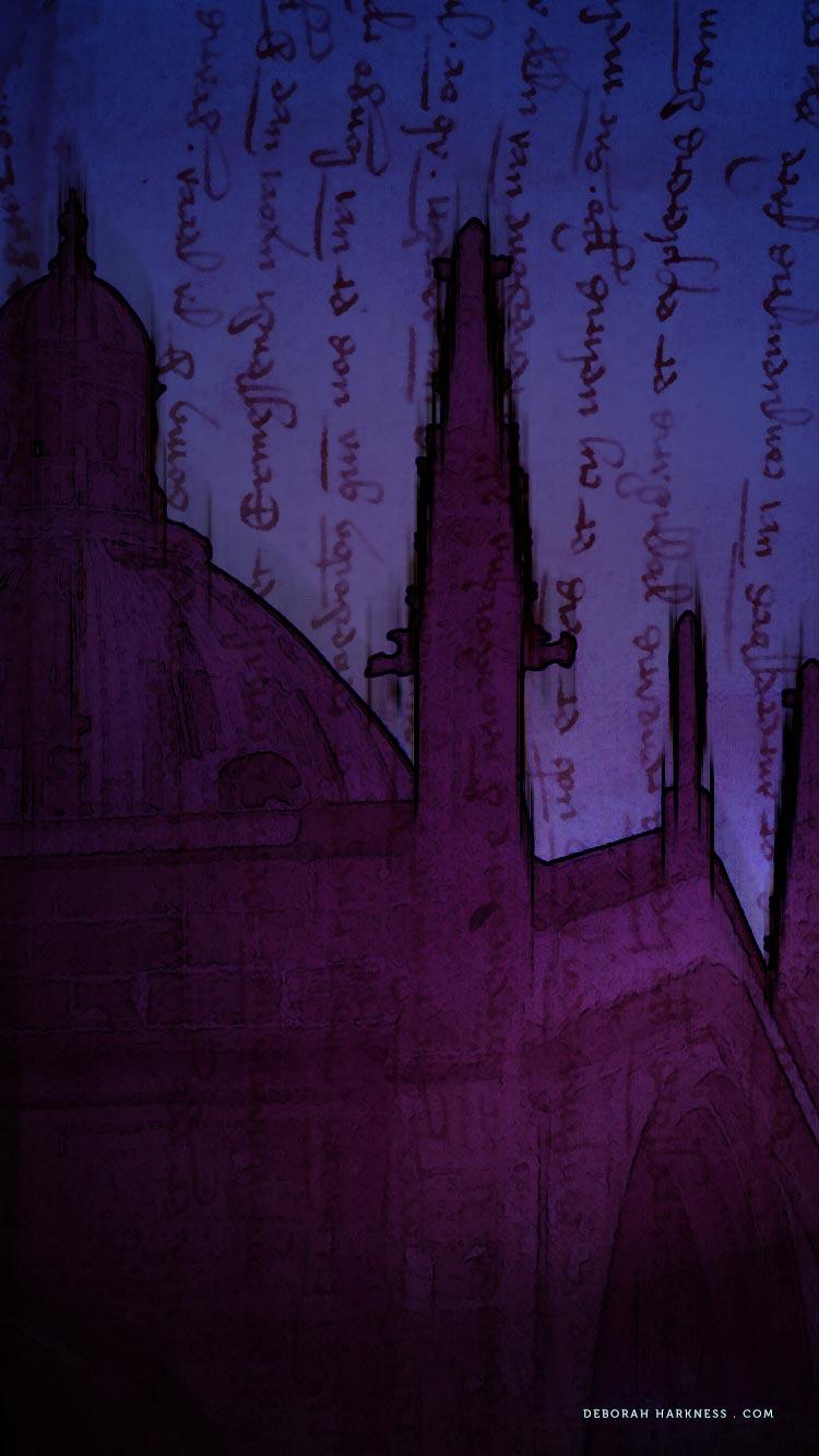 All Souls World Mobile Wallpaper (Night)