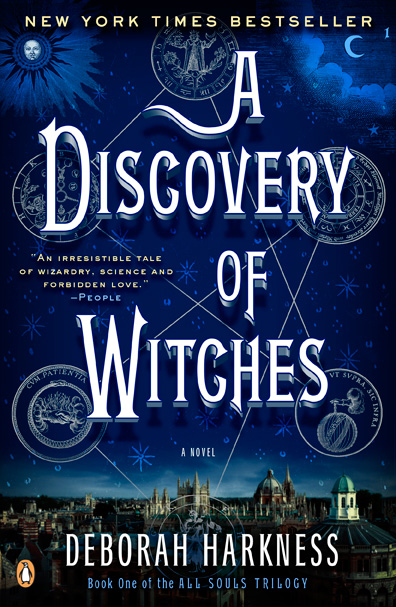 Books by Deborah Harkness author of a Discovery of Witches