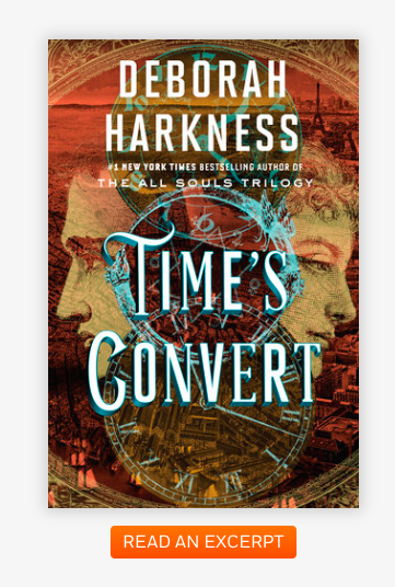 TIME'S CONVERT–Friday??