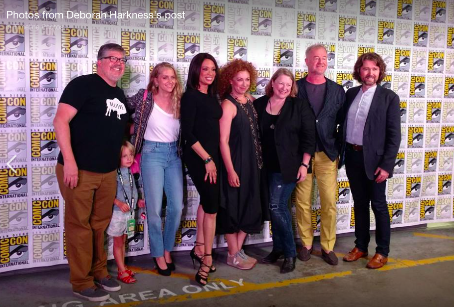Manic Monday News Update: US/Canada Broadcaster, UK premiere date, and all the fun at Comic Con!
