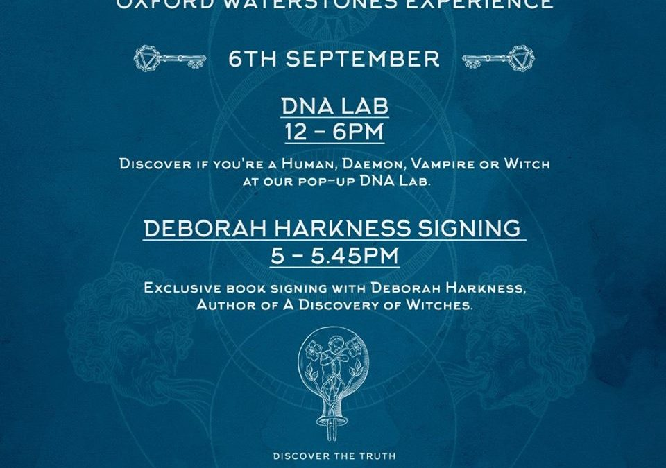 OXFORD EVENT!