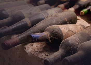 Matthew Clairmont's Wine Cellar