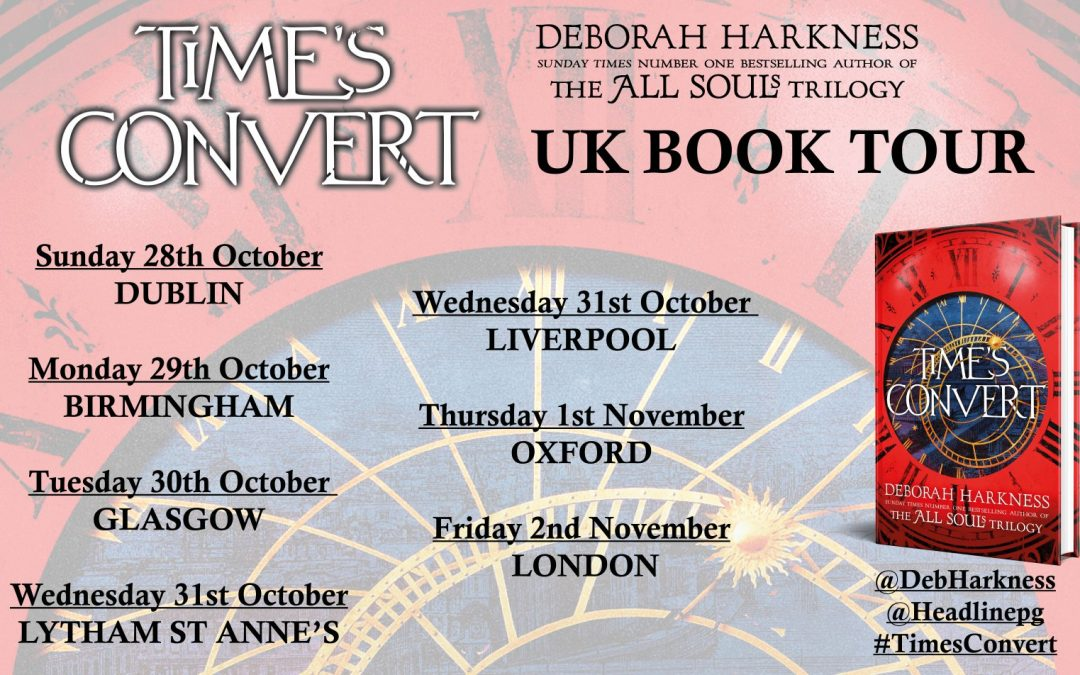 Time's Convert UK Tour dates and cities!