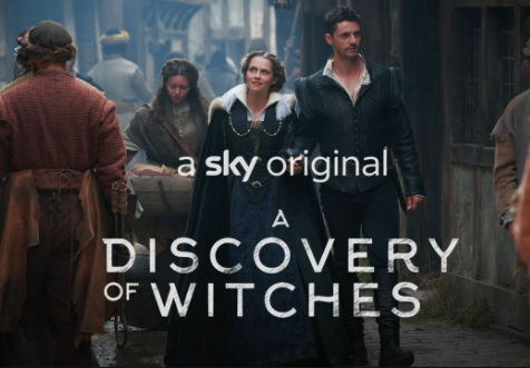 A DISCOVERY OF WITCHES TV Season 2 broadcast updates