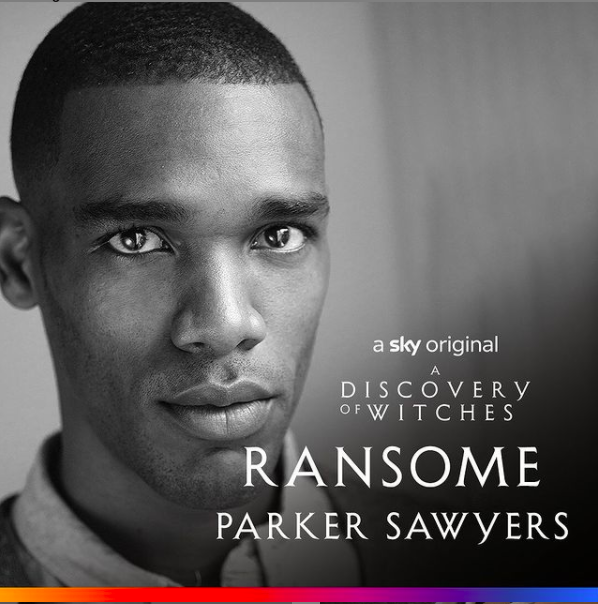 Welcome to the All Souls family, Parker Sawyers